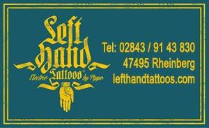 Left Hand Rheinberg – VK
