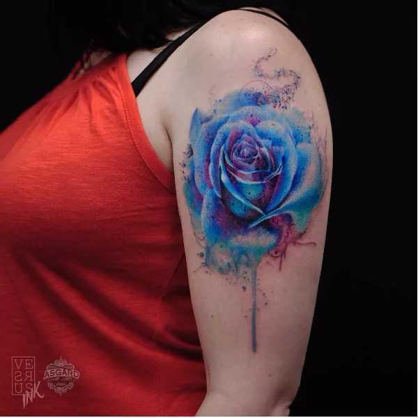 Die Tattoo Poesie Des Alberto Cuerva Tattoo Spirit