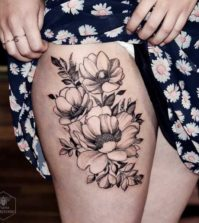 Diana-Severinenko-Tattoo-Flower-Blumen-001