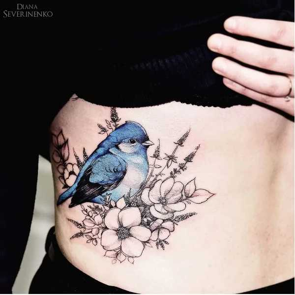 Diana-Severinenko-Tattoo-Flower-Blumen-010