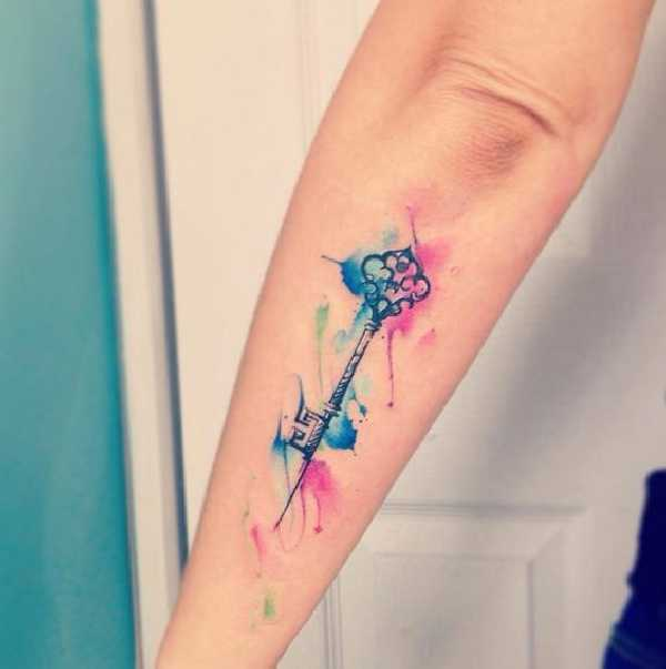Schlüssel Tattoos Tattoo Spirit