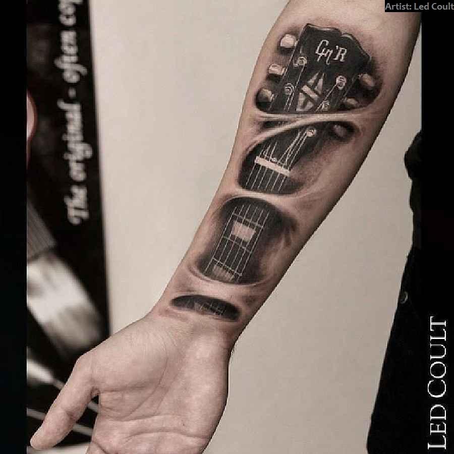 20 Amazing Crazy Tattoos – Tattoo Spirit