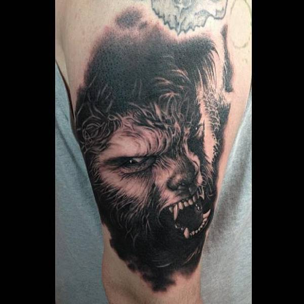 40 eklige HorrorTattoos  Tattoo Spirit