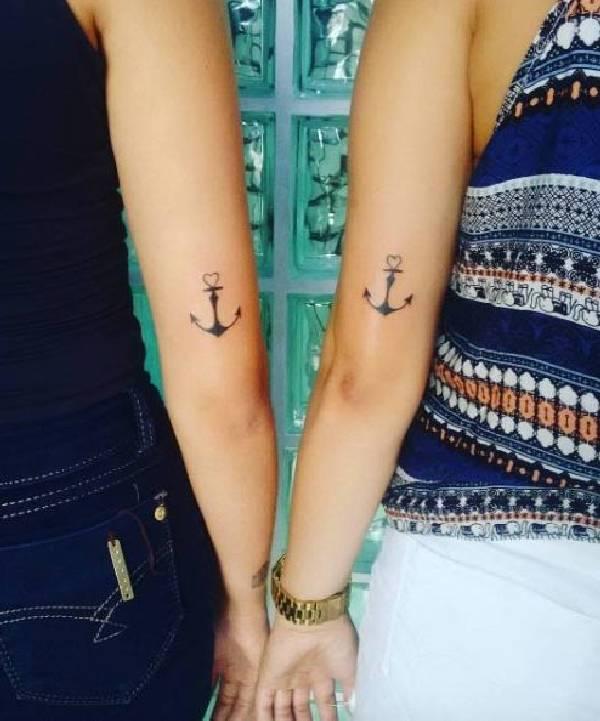 40 anchor tattoos tattoo spirit. Black Bedroom Furniture Sets. Home Design Ideas