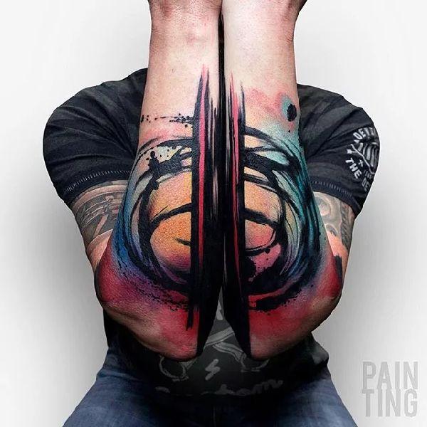 abstrakte tattoos tattoo spirit