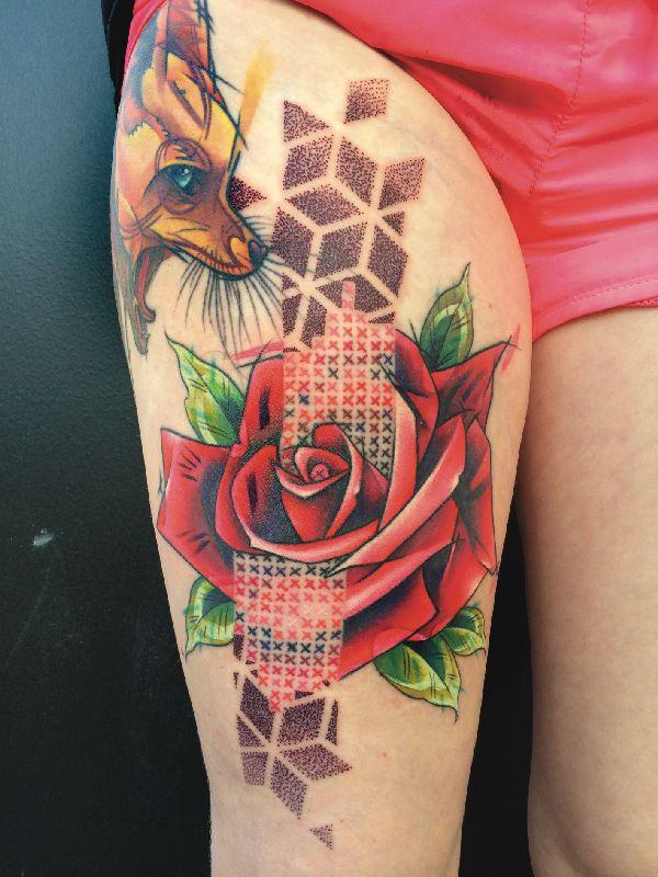 Dice Tattoos – Gorinchem – Tattoo Spirit