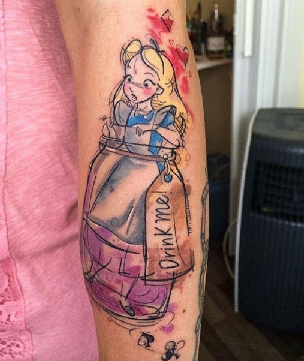 Disney-Tattoos-002-Lello Sannino