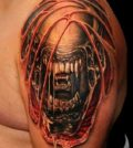 Tattoo-Xenomorph-09-Bloody Art