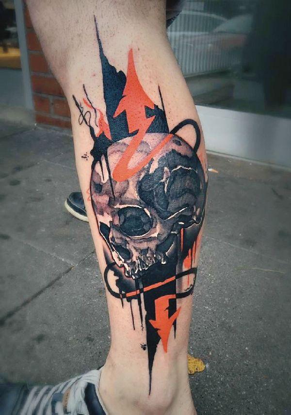 Bloody ink hamburg tattoo spirit for Bloody ink tattoo price