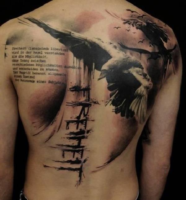 Raven-Tattoos-Raben-Idea-002