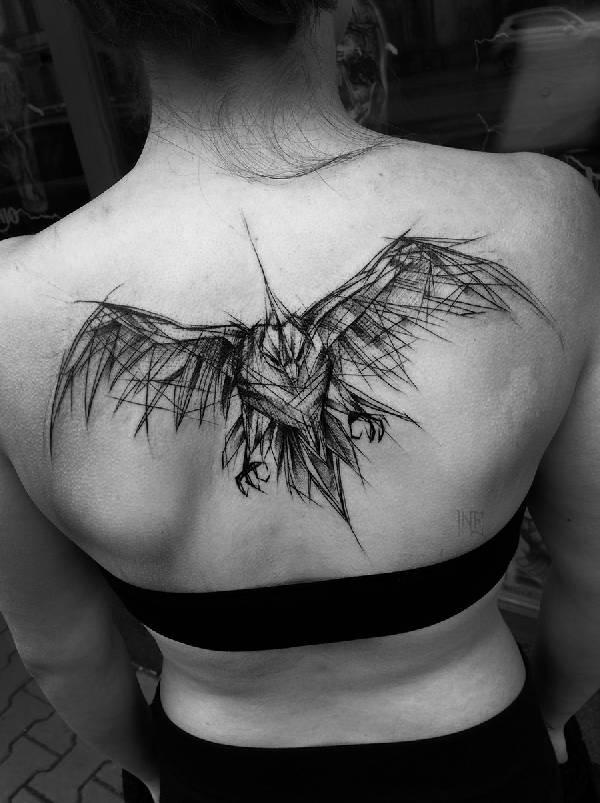 Raven-Tattoos-Raben-Idea-006