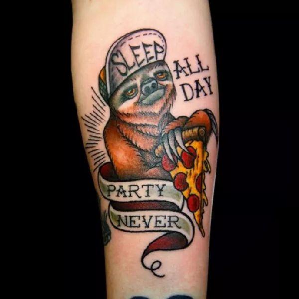 Sloth-Tattoo-Faultier-011-Amanda Riner 001
