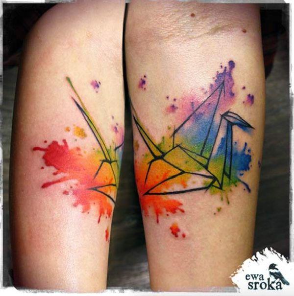 Origami-Tattoo-Idea-08-Ewa Sroka