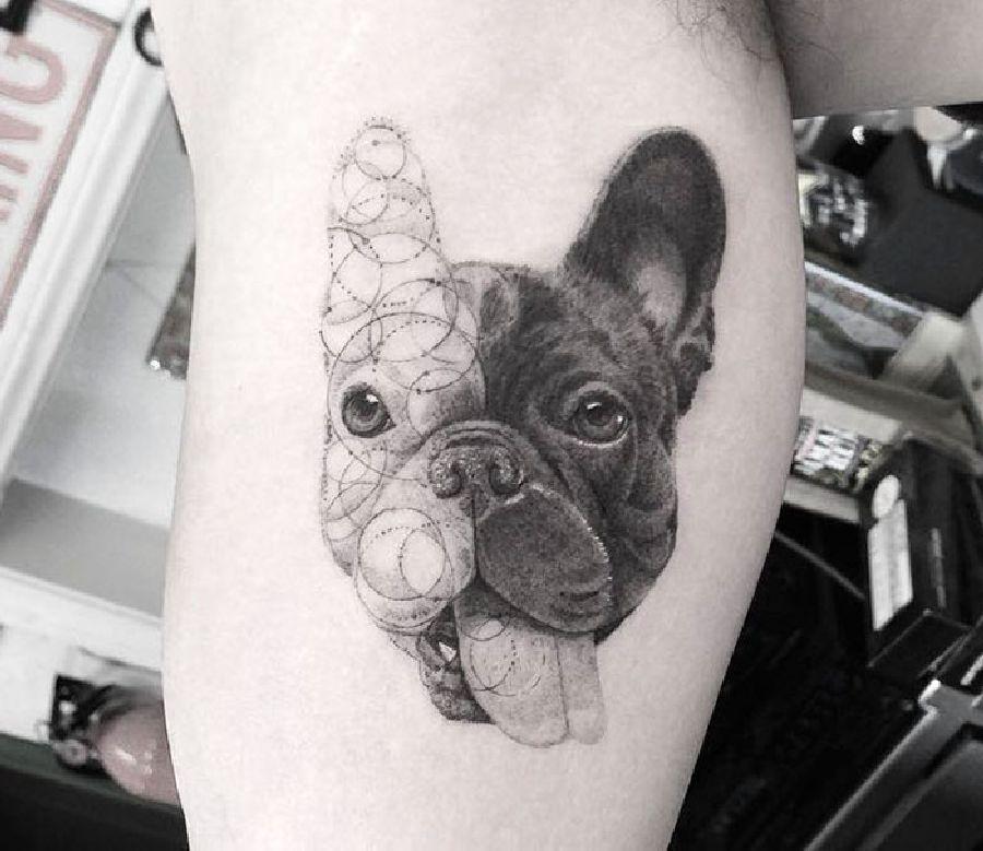 Die Besten Hunde Tattoo Ideen Tattoo Spirit