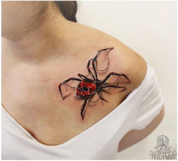 spider-tattoo-idea-10-Helena Addams