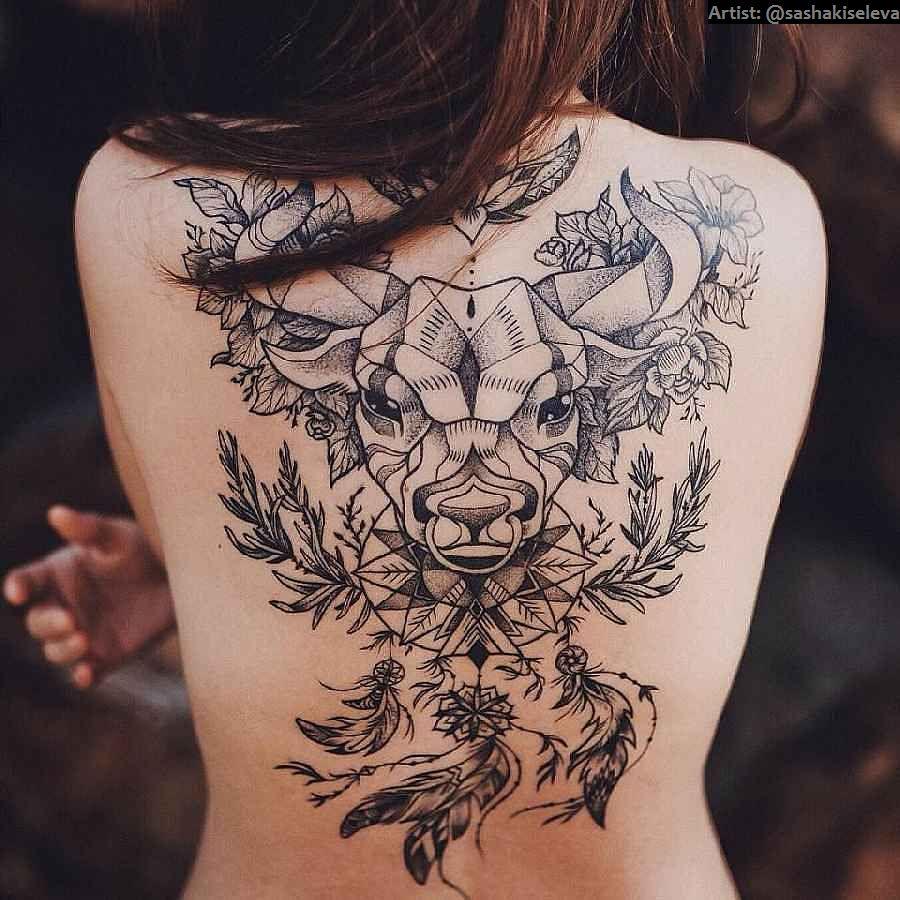 40 wundervolle motiv ideen f r frauen part 2 tattoo spirit. Black Bedroom Furniture Sets. Home Design Ideas