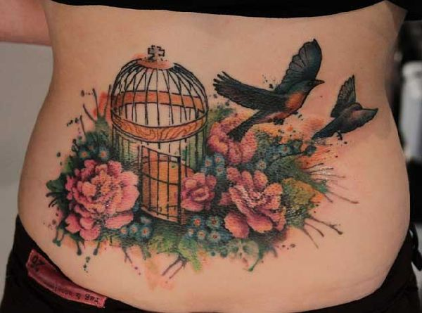 Tattoo-Design-Idea-Birdcage-01