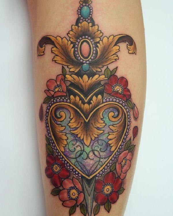 Tattoo-Idea-Design-Dagger-Dolch-03