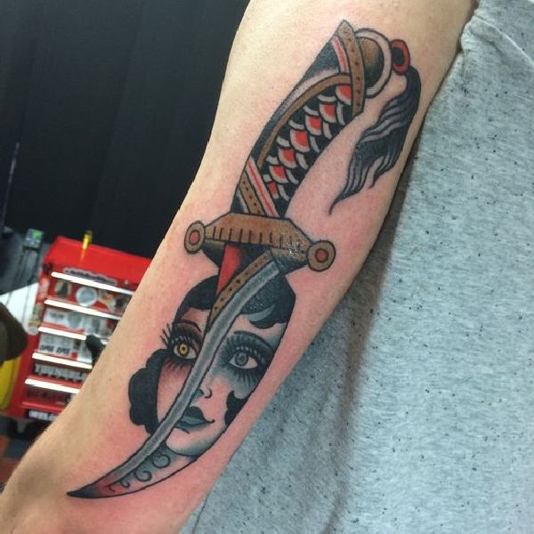 Tattoo-Idea-Design-Dagger-Dolch-05-Shaun Bailey