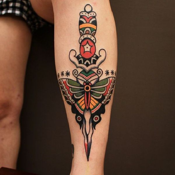 Tattoo-Idea-Design-Dagger-Dolch-07-Vic James