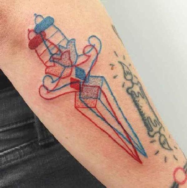 Tattoo-Idea-Design-Dagger-Dolch-08-Winston Whale