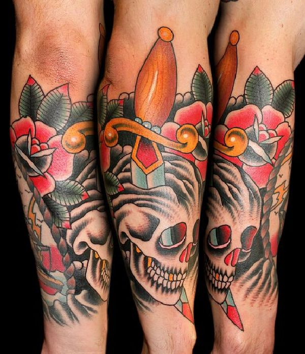 Tattoo-Idea-Design-Dagger-Dolch-09-Myke-Chambers