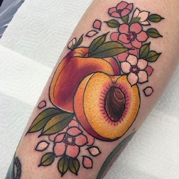 Tattoo-Idea-Design-Peach-06-Shannon Straub 01