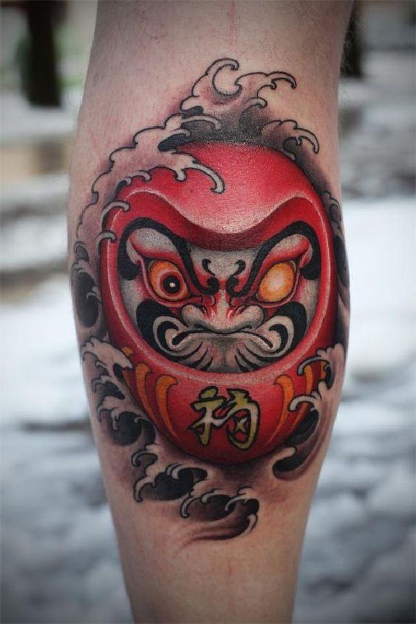 Daruma-Tattoo-Design-005
