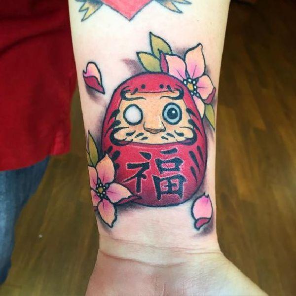 Daruma-Tattoo-Design-008
