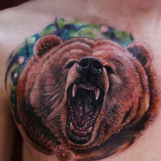 Bear-Tattoo-Design-Baer-001