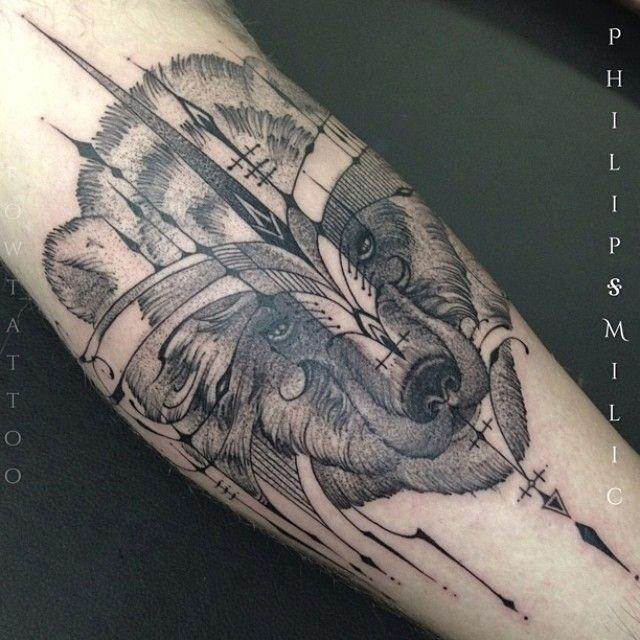 Bear-Tattoo-Design-Baer-004