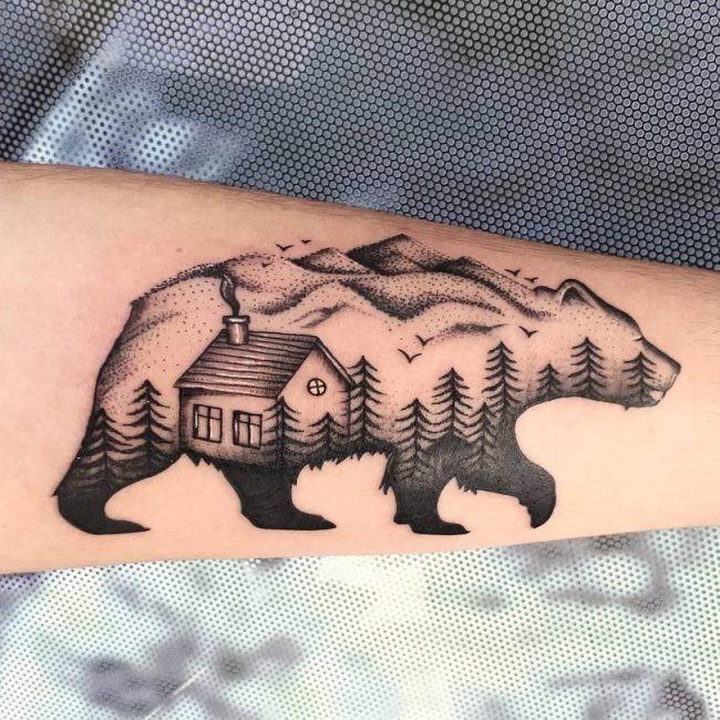 Bear-Tattoo-Design-Baer-006
