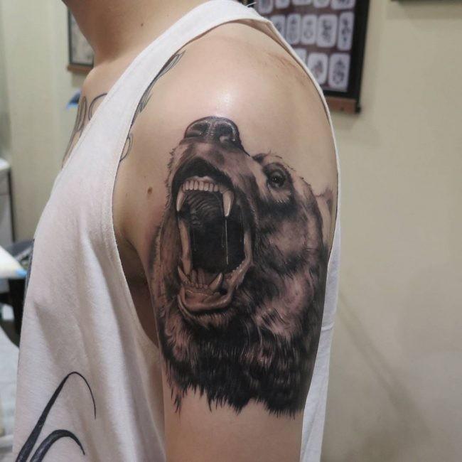 Bear-Tattoo-Design-Baer-007