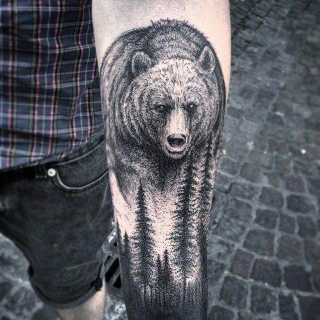 Bear-Tattoo-Design-Baer-008
