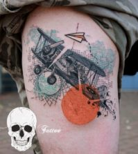 Flugzeug-Tattoo-Plane-Motif-01-saso dudic 001