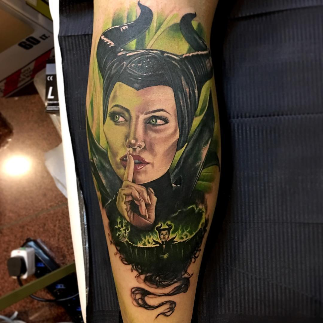 Chris Jones 10 - Tattoo Spirit