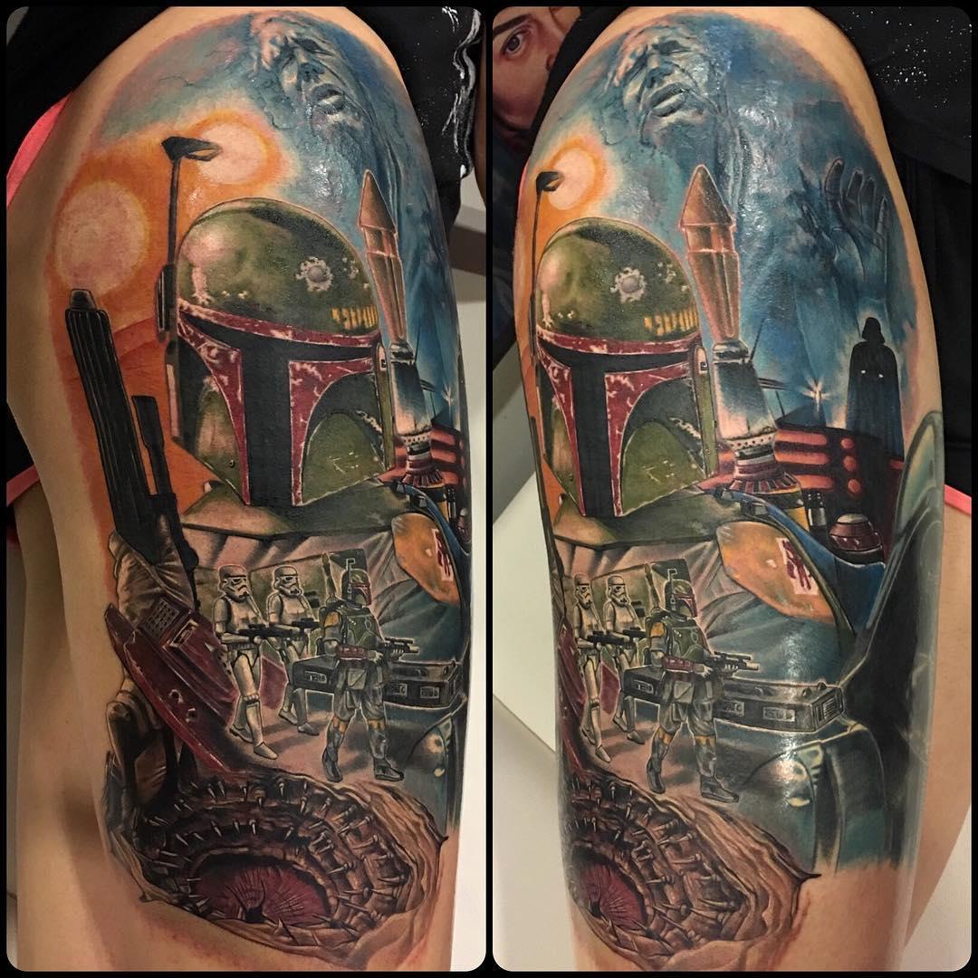 Chris Jones 11 - Tattoo Spirit