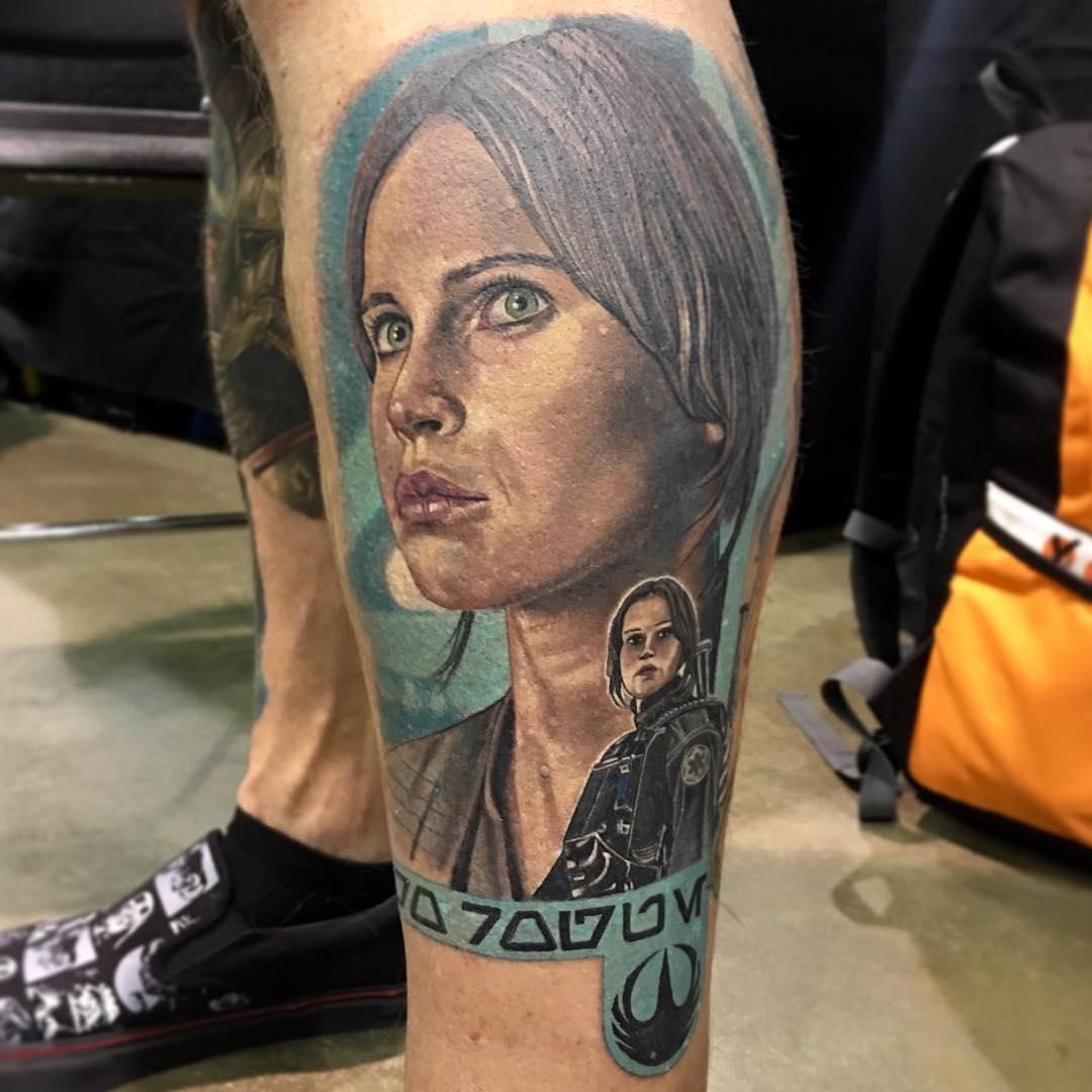Chris Jones 6 - Tattoo Spirit