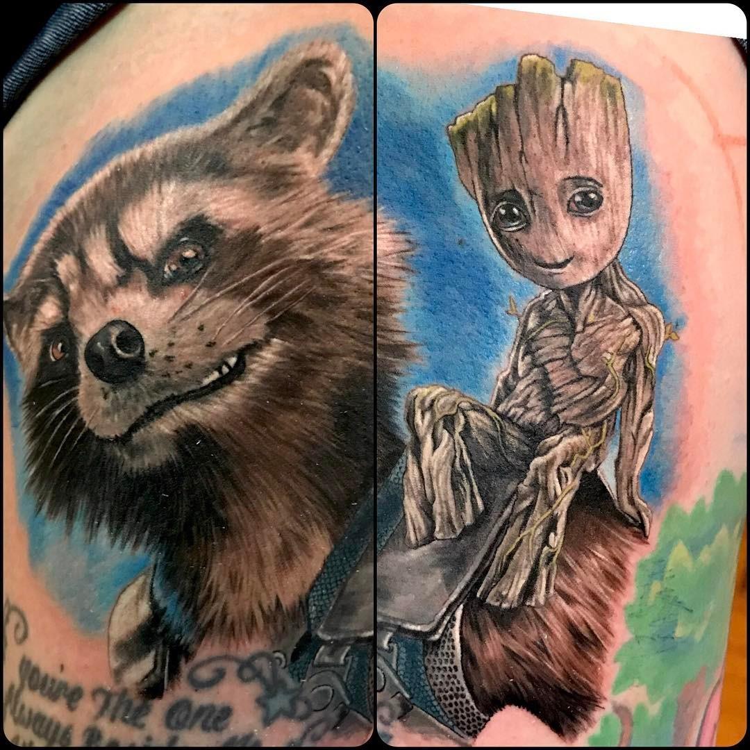 Chris Jones 8 - Tattoo Spirit