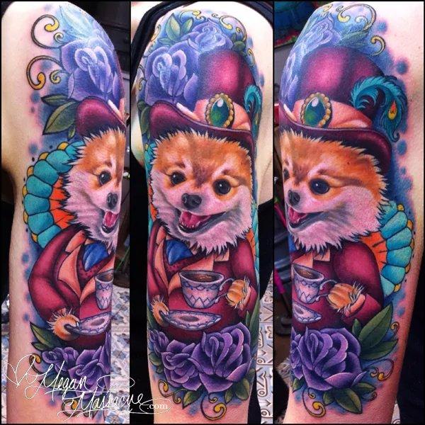 Pomeranian-Tattoo-03-Megan Massacre 001
