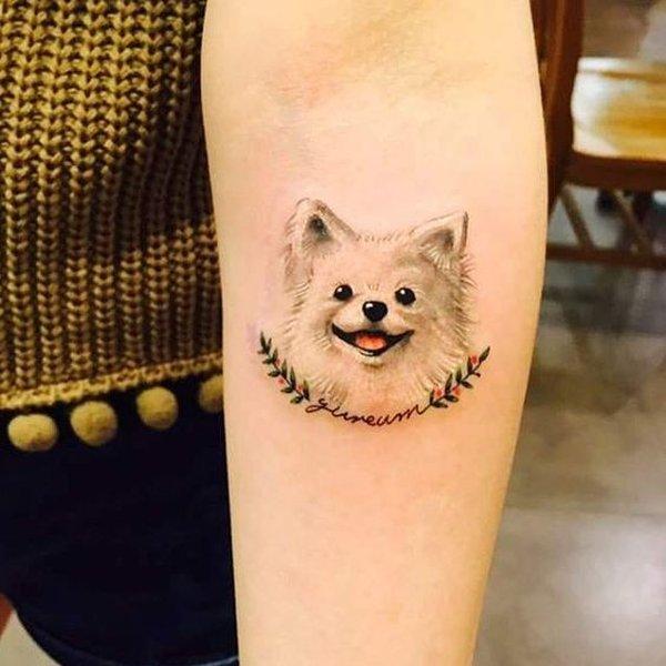 Pomeranian-Tattoo-06