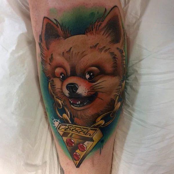 Pomeranian-Tattoo-12-Brandon Flores 001