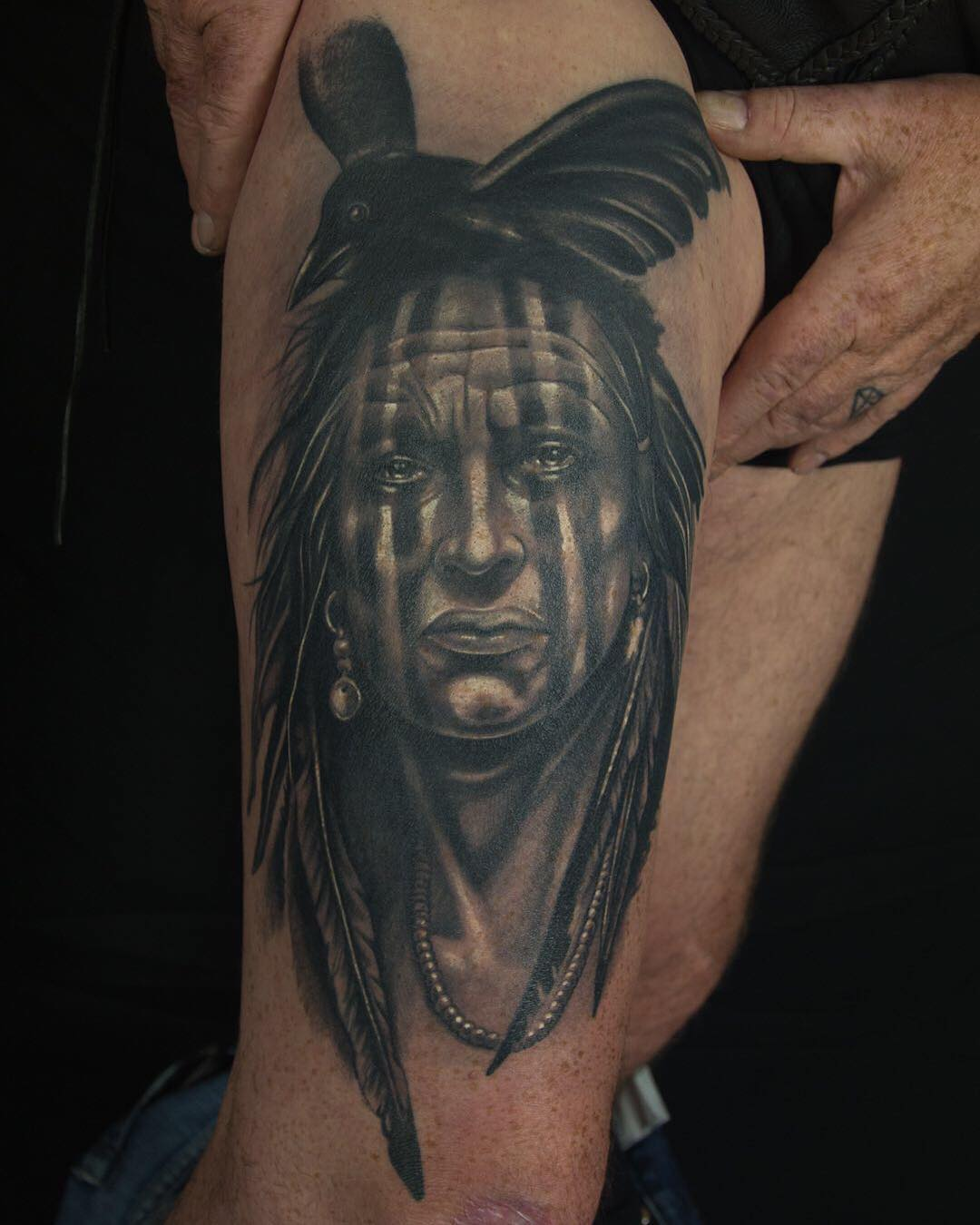 Shaun Pattinson 3 - Tattoo Spirit