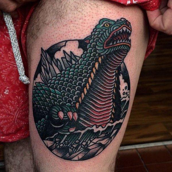 Tattoo-Godzilla-09-Iain Sellar