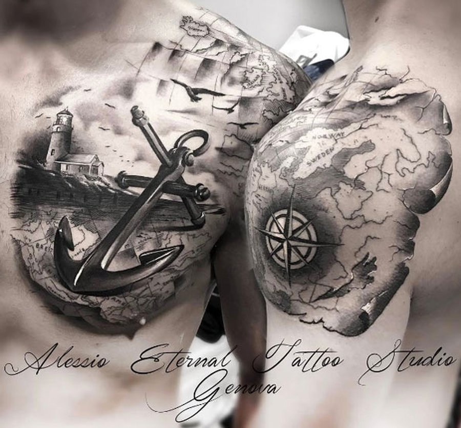 40 Motiv Ideen Fur Manner Part 01 Tattoo Spirit
