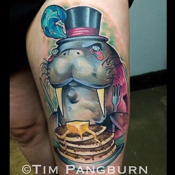 Tim Pangburn