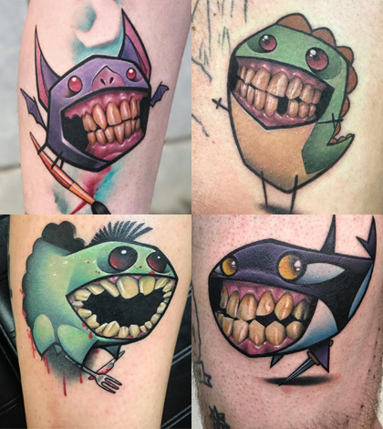 Josh-Peacock-Tattoo-Start01