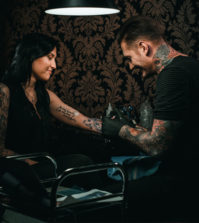 Leser-Galerie-Tattoo