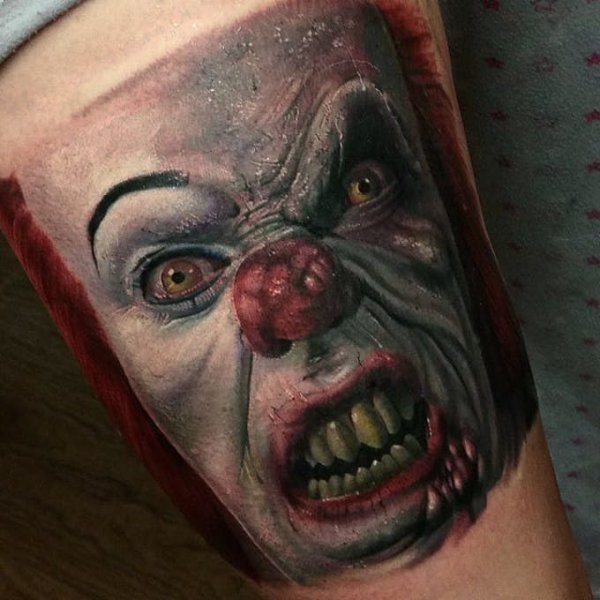 Pennywise-Tattoo-04-Alex Wright