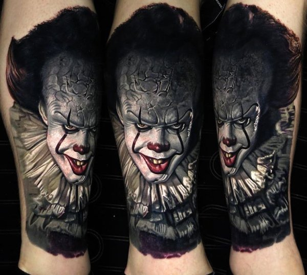 Pennywise-Tattoo-08-Nikko Hurtado 03